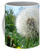 White Fluffy Coffee Mug