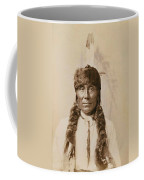 White Ghost Coffee Mug
