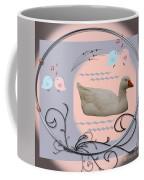 White Goose Series 1 Coffee Mug