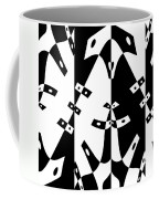 White Gravity Coffee Mug