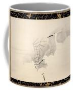 White Herons Coffee Mug