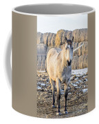 White Horse And Hey Coffee Mug