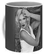 White Hot Palm Springs Coffee Mug