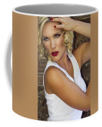 White Hot Color Palm Springs Coffee Mug
