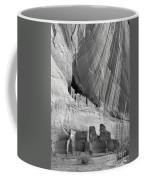 White House Black And White Coffee Mug