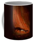 White House Ruins Illuminated Coffee Mug