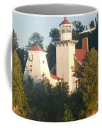White Lighthouse Coffee Mug