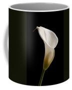 White Lily Coffee Mug by Amanda Elwell