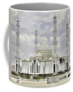 White Mosque Coffee Mug