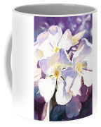 White Oleander Coffee Mug