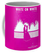 White On White Coffee Mug