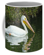 White Pelican Coffee Mug
