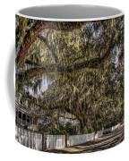 White Picket Fences Coffee Mug