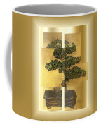 White Pine Bonsai Coffee Mug