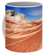 White Pocket 2 Coffee Mug