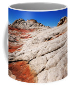 White Pocket 3 Coffee Mug