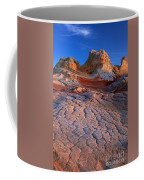 White Pocket Afterglow Coffee Mug