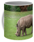 White Rhino 12 Coffee Mug