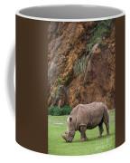 White Rhino 13 Coffee Mug