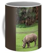 White Rhino 14 Coffee Mug