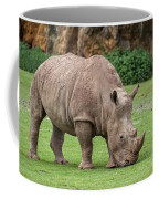 White Rhino 5 Coffee Mug