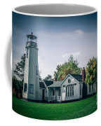 White Rock Light Coffee Mug