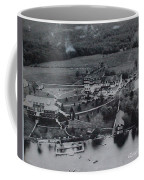 White Roe Lake Hotel-catskill Mountains Ny Coffee Mug