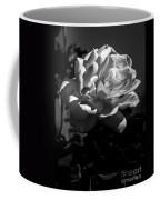 White Rose Coffee Mug by Robert Bales