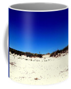 White Sand Blue Skies Coffee Mug