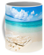 White Sand Coffee Mug by Chad Dutson