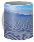 White Sand Patterns New Mexico Coffee Mug by Bob Christopher