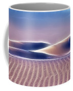 White Sands Abstract Coffee Mug