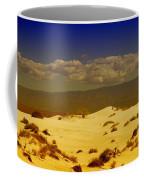 White Sands New Mexico Coffee Mug