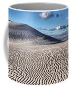 White Sands Patterns Coffee Mug