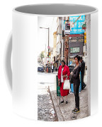 White Shopping Bag Coffee Mug