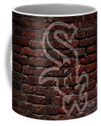 White Sox Baseball Graffiti On Brick  Coffee Mug by Movie Poster Prints