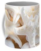 White Starfish 2 Coffee Mug