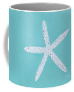 White Starfish Coffee Mug