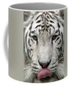 White Tiger - 02 Coffee Mug