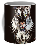 White Tiger 1 Coffee Mug