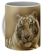 White Tiger II Coffee Mug