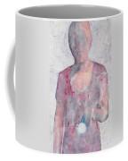 White Torch Coffee Mug