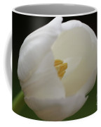 White Tulip 5 Coffee Mug