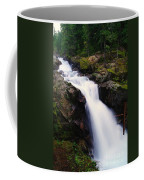 White Water Falling  Coffee Mug
