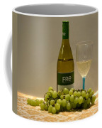 White Wine Still Life 1 Coffee Mug
