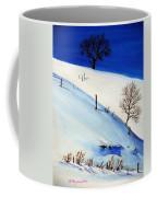 White World Coffee Mug