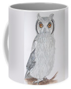 Whitefaced Owl Coffee Mug
