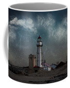 Whitefish Point Lighthouse Lake Superior Coffee Mug