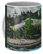 Whitefish River Cottages Coffee Mug