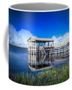 Whites And Blues Coffee Mug